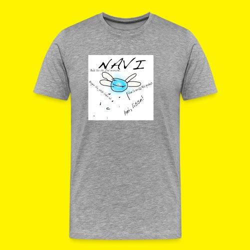 Navi dat Navi - Männer Premium T-Shirt