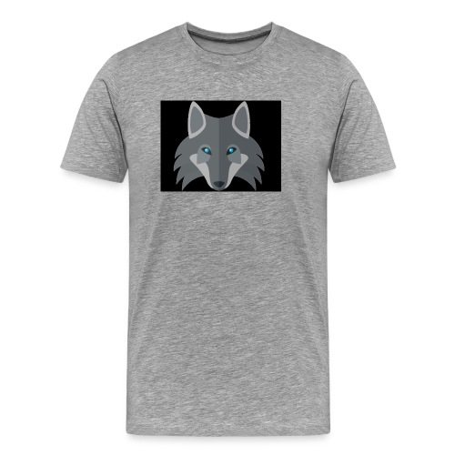 Wolf channel - Men's Premium T-Shirt
