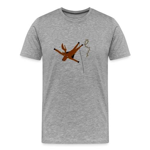 Cerf-Volant - T-shirt Premium Homme