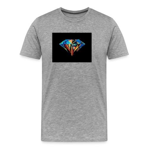 uVKBoIc jpg - Männer Premium T-Shirt