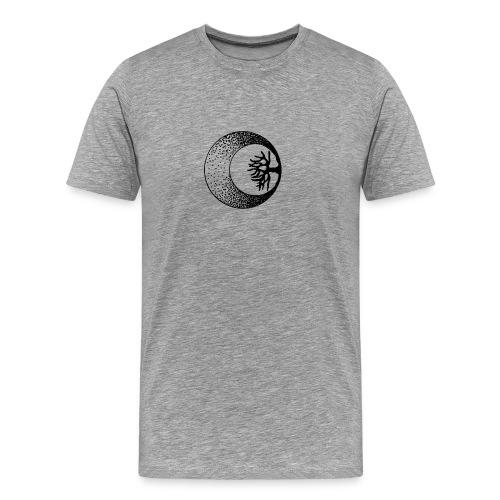 logo retouche - T-shirt Premium Homme