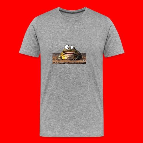 Sammakko - Miesten premium t-paita