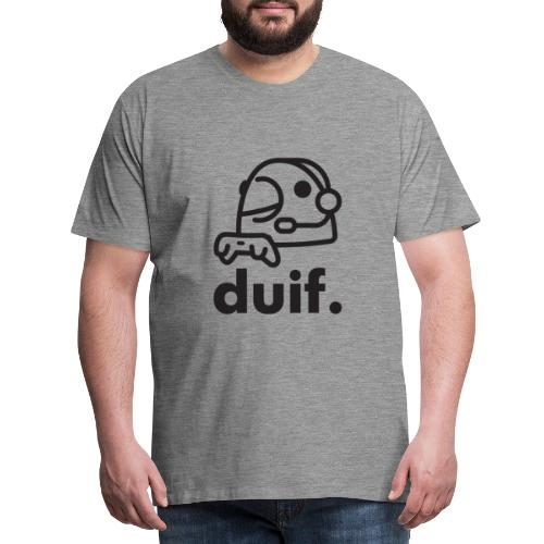 gamerduif - Mannen Premium T-shirt