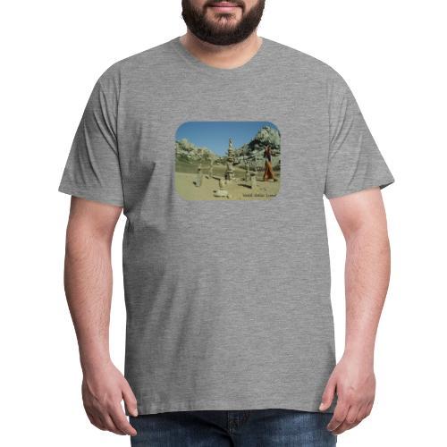 Valle della Luna - Maglietta Premium da uomo