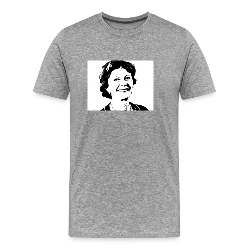 neeliekroesbw - Men's Premium T-Shirt