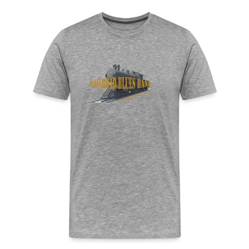 Railroad2 - Men's Premium T-Shirt