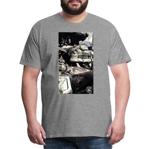 Old cars - Männer Premium T-Shirt