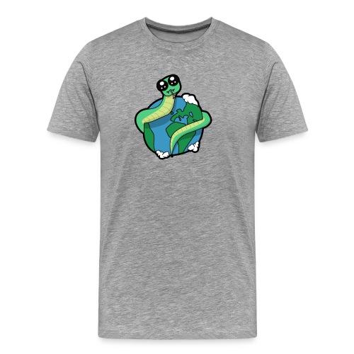 Jormungand Ouroboros - T-shirt Premium Homme