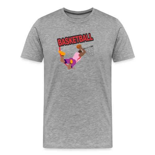 Basketball - T-shirt Premium Homme