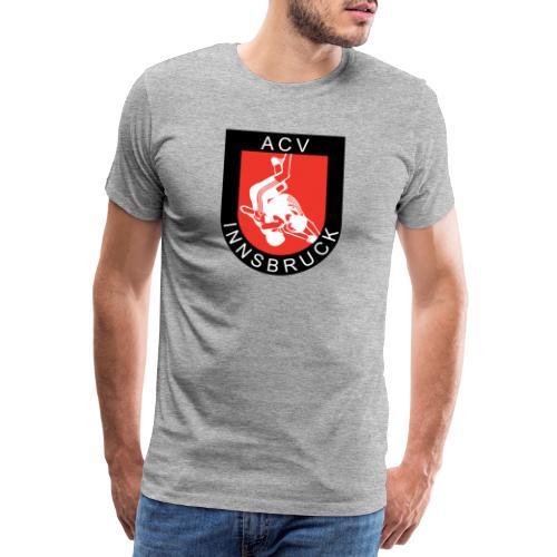 AC Vollkraft Logo - Männer Premium T-Shirt