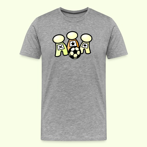 Die 3 Kasten Dudes - Männer Premium T-Shirt