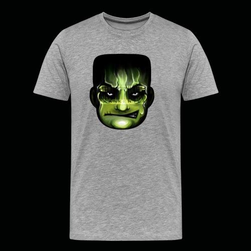 Frankenstein_logo - Mannen Premium T-shirt