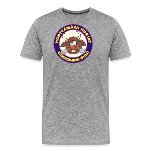 Hönttämäen hurjat - Miesten premium t-paita