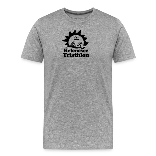 Helenesee-Triathlon - Männer Premium T-Shirt