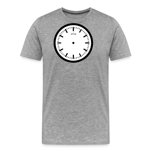 zeitlos - Männer Premium T-Shirt
