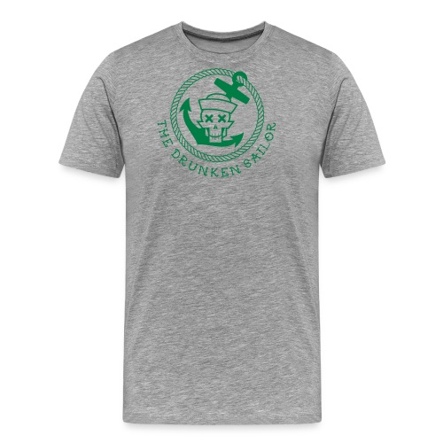Drunken Sailor Seaman - Männer Premium T-Shirt