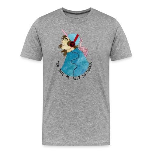 Vinter 2020 Lisa Revborn - Premium-T-shirt herr