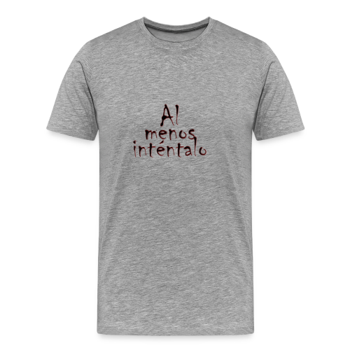 modelo1 - Camiseta premium hombre