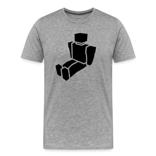 htidvector - Men's Premium T-Shirt