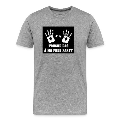 caps jpg - T-shirt Premium Homme