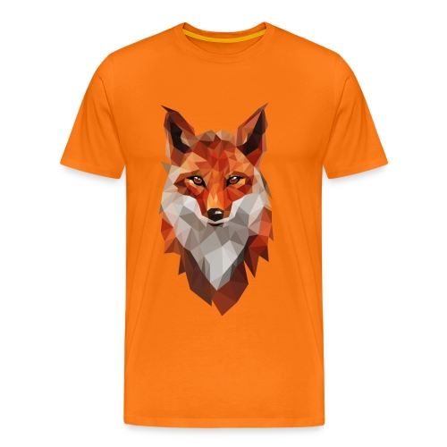 RENARD - MINIMALISTE - T-shirt Premium Homme
