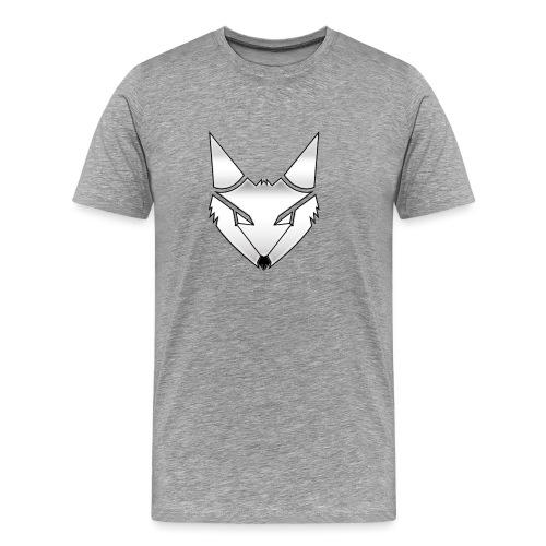 Ræven danmark - Herre premium T-shirt
