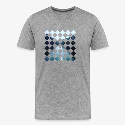 River - Mannen Premium T-shirt