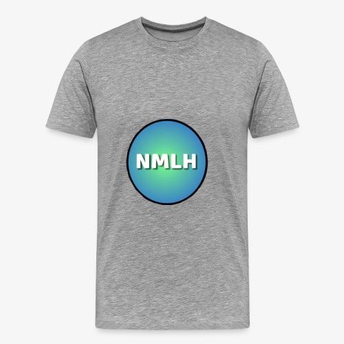NMLH Merch - Herre premium T-shirt