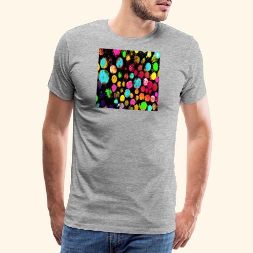Tronchi arcobaleno - Maglietta Premium da uomo