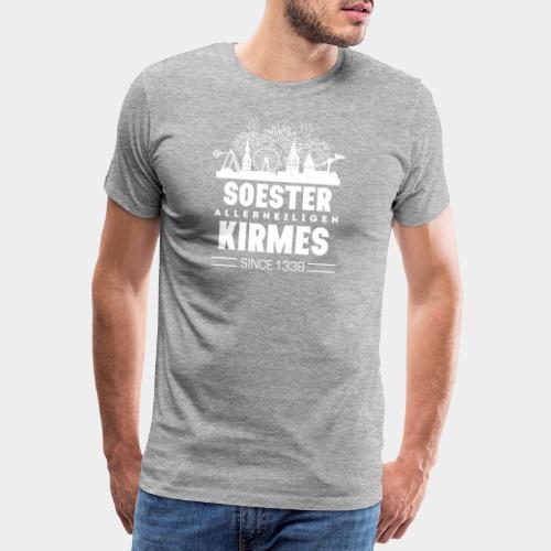 GHB Westfalen Soester Allerheiligenkirmes 81120175 - Männer Premium T-Shirt