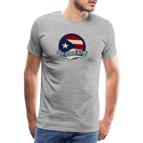 Reggaeton Music - Puerto Rico - Männer Premium T-Shirt