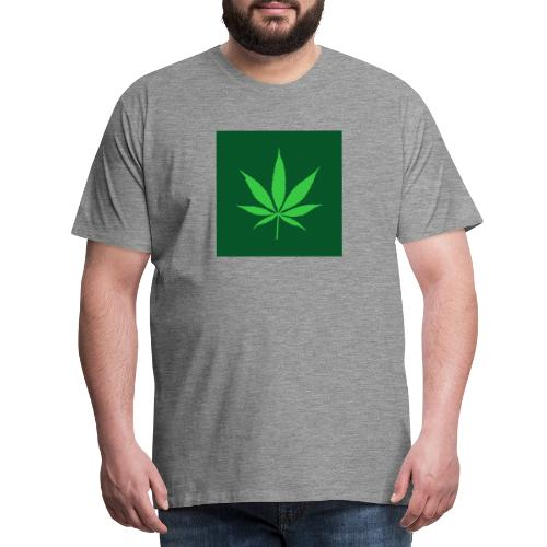 Hemp CBD - Men's Premium T-Shirt