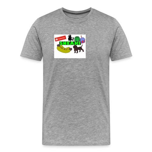 Sneaki Doodle Hoodie - Men's Premium T-Shirt