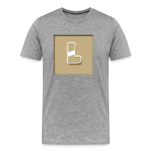 logo lorenzo 4 jpg - Mannen Premium T-shirt