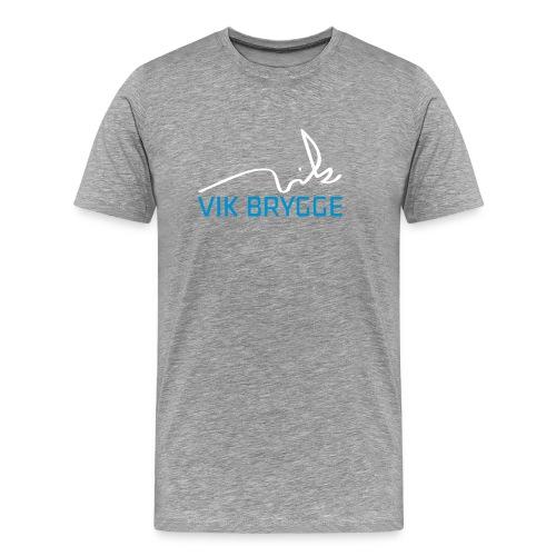 Vik Brygge Fanwear - Männer Premium T-Shirt