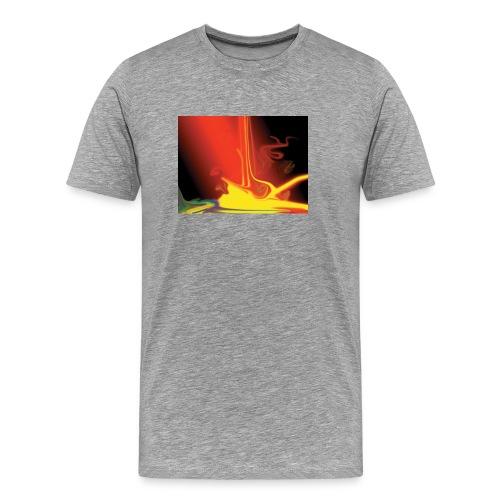 burningearth - Männer Premium T-Shirt