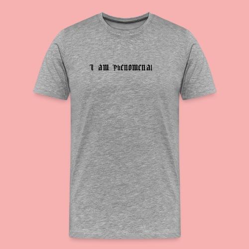 Phenomenality - Men's Premium T-Shirt