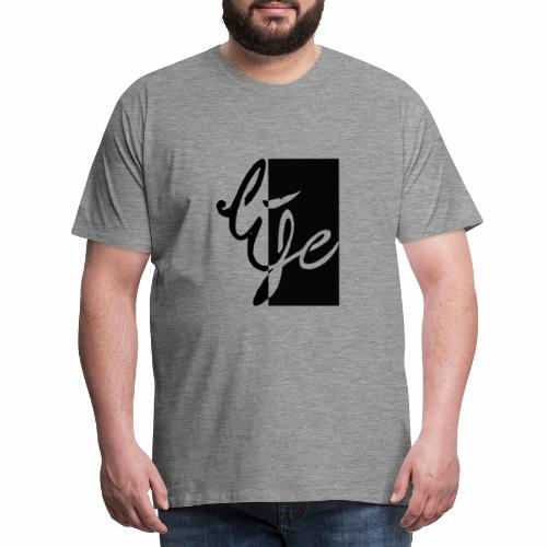Life Logo 02 - T-shirt Premium Homme