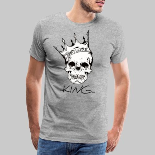 #Bestewear - King - Männer Premium T-Shirt
