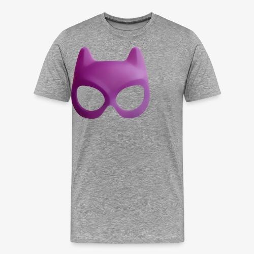 Bat Mask - Koszulka męska Premium