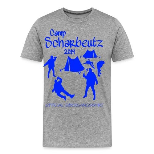 Camp Scharbeutz 2019 BLUE - Männer Premium T-Shirt