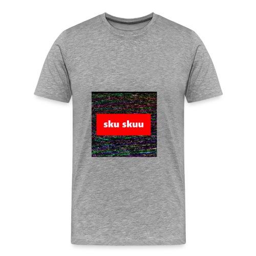 sku skuuu png - T-shirt Premium Homme
