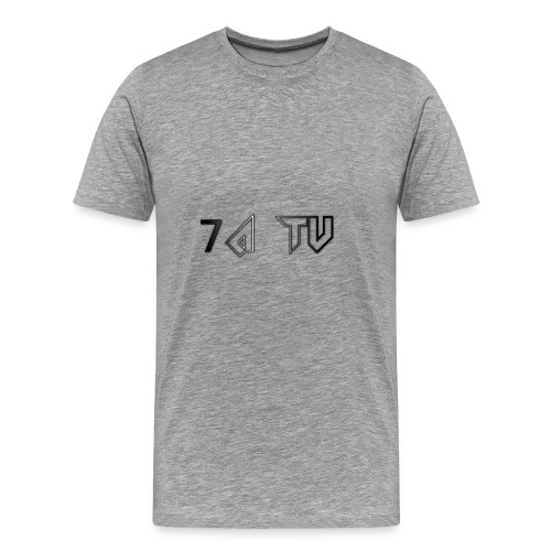 7A TV - Men's Premium T-Shirt