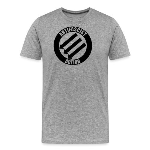 Anti-fascist Action - Koszulka męska Premium