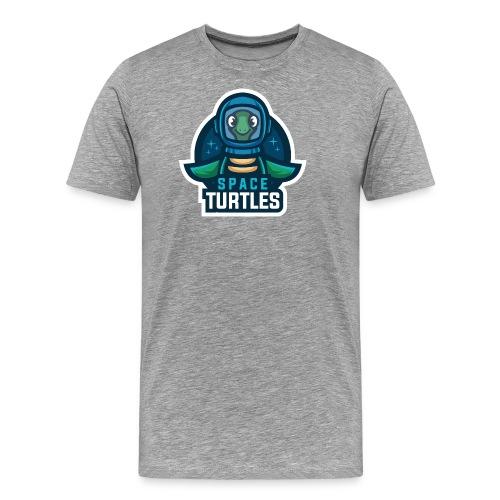 SpaceTurtles - Men's Premium T-Shirt