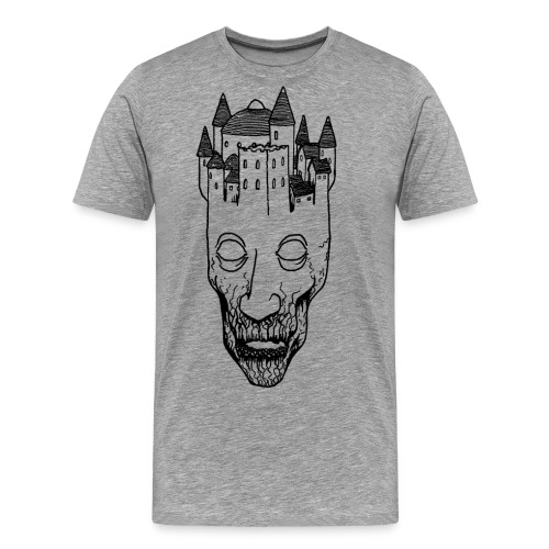 Head of the Village - Men's Premium T-Shirt