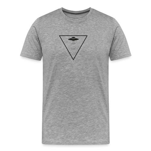 hamburguesa terricola - Camiseta premium hombre