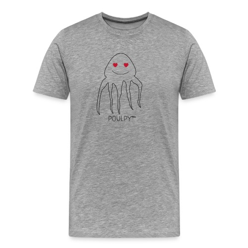 Poulpy Lovely - T-shirt Premium Homme