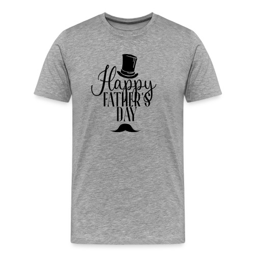 RAD DAD   Funny Cool Dad Joke Humor Daddy Father's - T-shirt Premium Homme