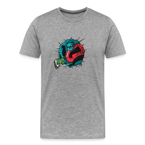 Panda gamer - Camiseta premium hombre